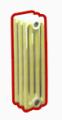 Öntvény radiátor