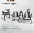 Kisüzemi (háztáji) gépek