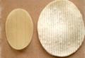 Mikrobarázdás burgonyapellet