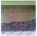 Fa táblás kerítés