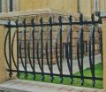 Kovácsoltvas kerítések