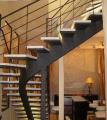 Egyfőtartós acél lépcső