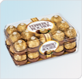 Ferrero Rocher Praliné