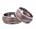 Örvény Karika gyűrűk