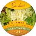Gurman kecskesajt forgács salátákhoz