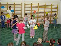 Megrendelés Ovis csoport 3-5 évesek
