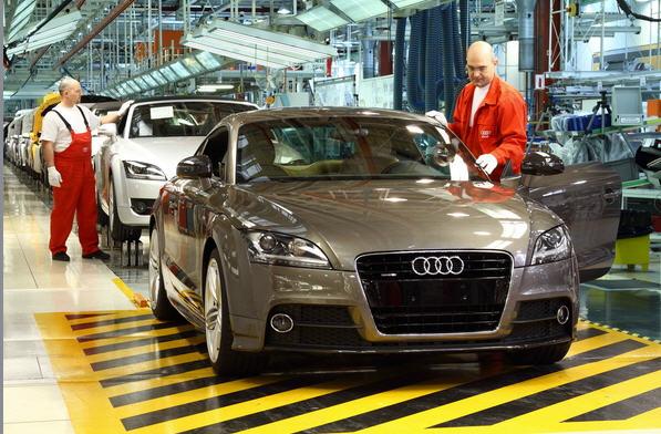 Megrendelés Járműgyártás