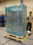 Megrendelés Export csomagolás