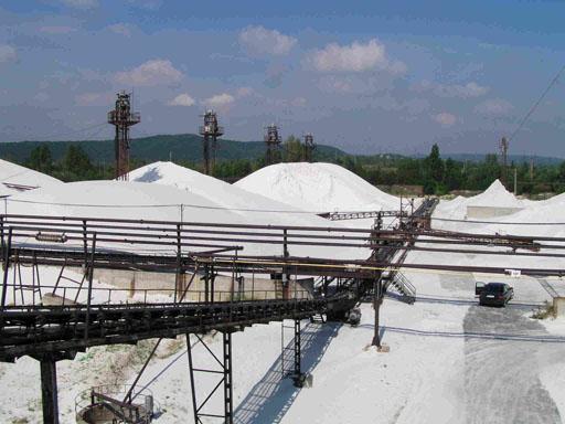 Megrendelés Kvarchomokok bányászat