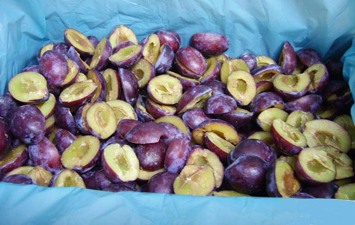 Megrendelés Mélyhûtött zöldségek és gyümölcsök