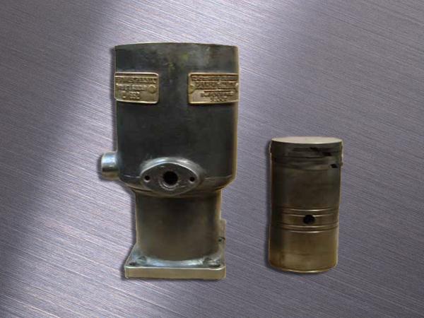 Megrendelés Veterán motor felújítása