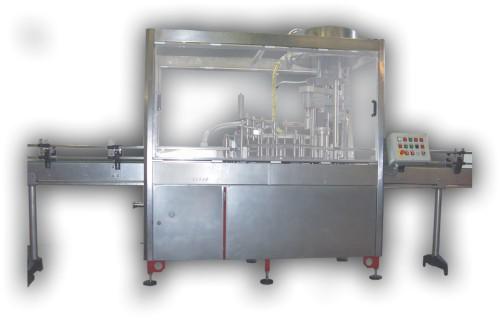 Megrendelés Új palackozóipari gépek gyártása