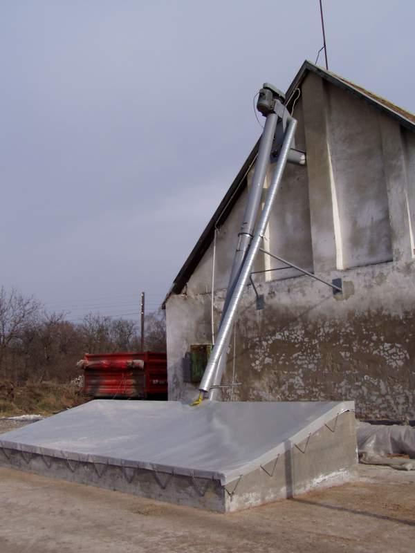 Megrendelés Anyagmozgatási, tárolástechnológiai berendezések