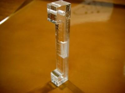 Megrendelés Gázfogyasztásmérő készülék dobozának alkatrészei a Lambda Kft számára