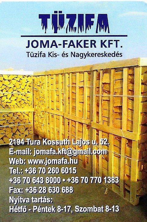 Megrendelés Tűzifa kalodába EU export