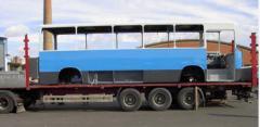 Autóbusz felújítás