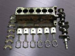 Motorblokk felújítása