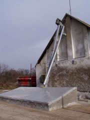 Anyagmozgatási, tárolástechnológiai berendezések