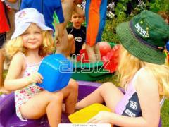 Ünnepségek megszervezése gyerekeknek